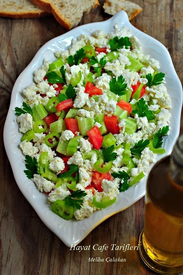 Avukma cingene salatası