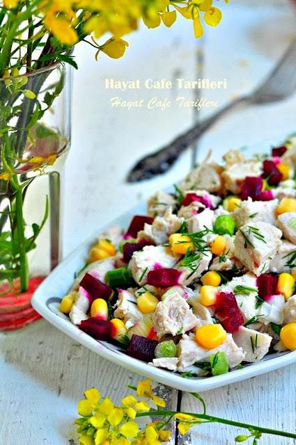 kolay salatalar