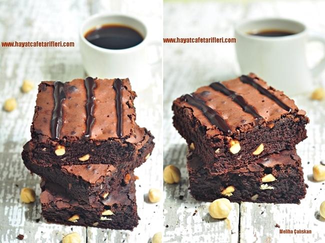 Browni kek tarifi