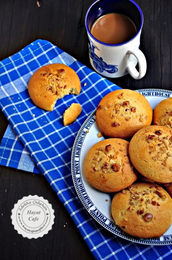 margarinsiz kurabiyeler