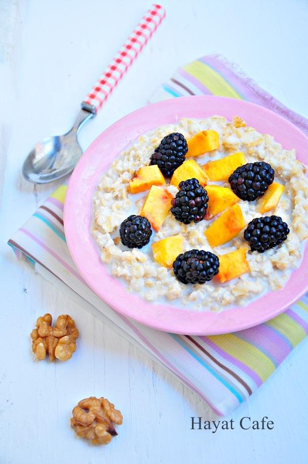 yulaflı kahvaltı