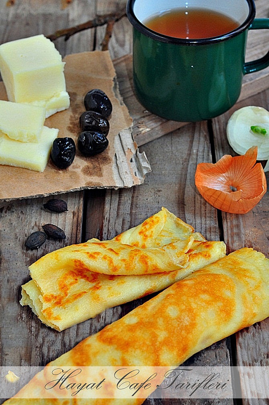 akıtma nasıl yapılır,kahvaltılık tarifler