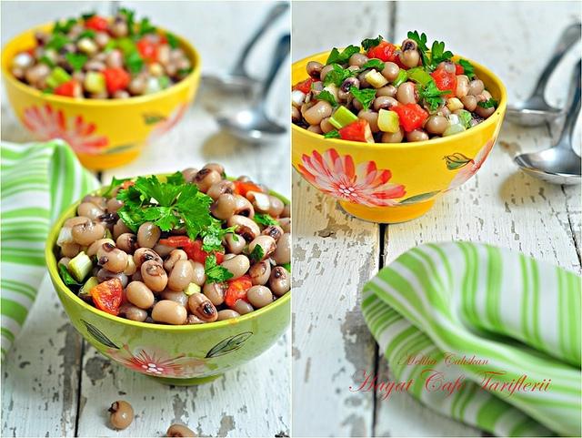 börülce salatasi tarifi