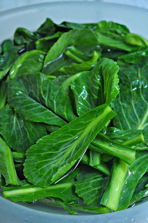 Zeytinyağlı ege otları salatası tarifi