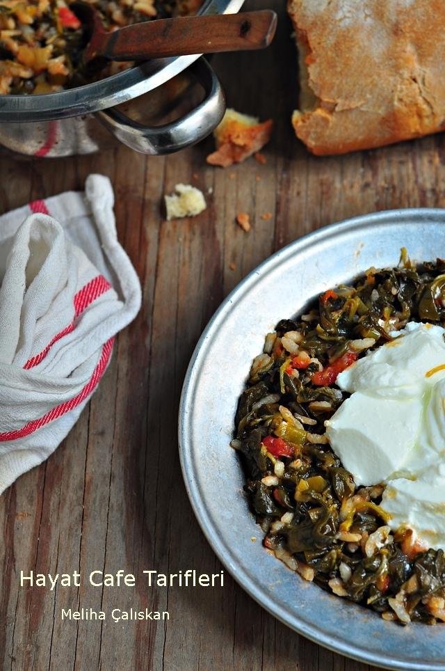 semizotu yemegi nasıl yapılır,semizotu yemegi