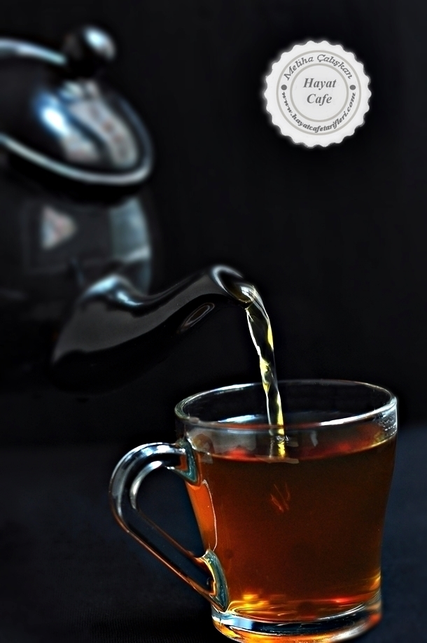 sindirim hızlandıran çay
