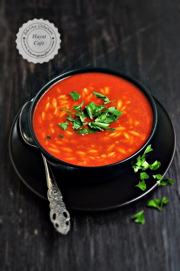 şehriyeli çorba tarifi