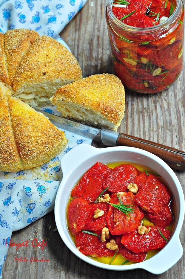 domates nasıl kurutulur