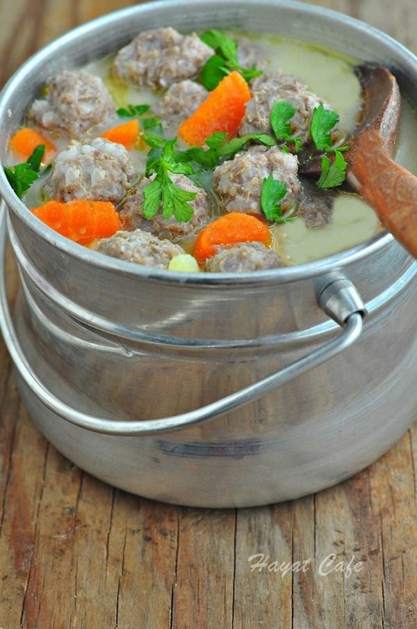 köfteli-çorba